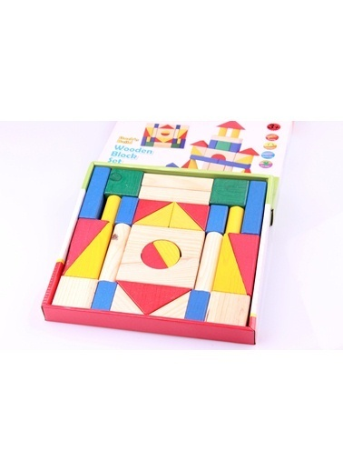 Ahşap Blok Oyun Seti-Learning Toys